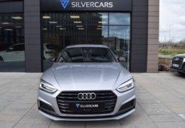 Audi A5 stříbrnáDSC_0069