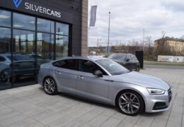 Audi A5 stříbrnáDSC_0070