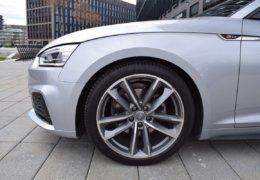 Audi A5 stříbrnáDSC_0073
