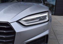 Audi A5 stříbrnáDSC_0074