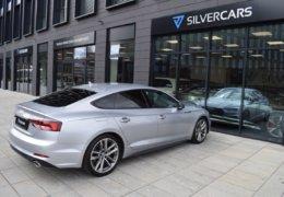 Audi A5 stříbrnáDSC_0076