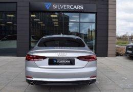 Audi A5 stříbrnáDSC_0077