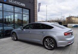 Audi A5 stříbrnáDSC_0078