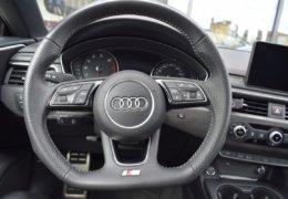 Audi A5 stříbrnáDSC_0086