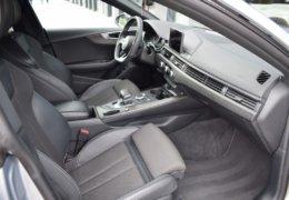 Audi A5 stříbrnáDSC_0095