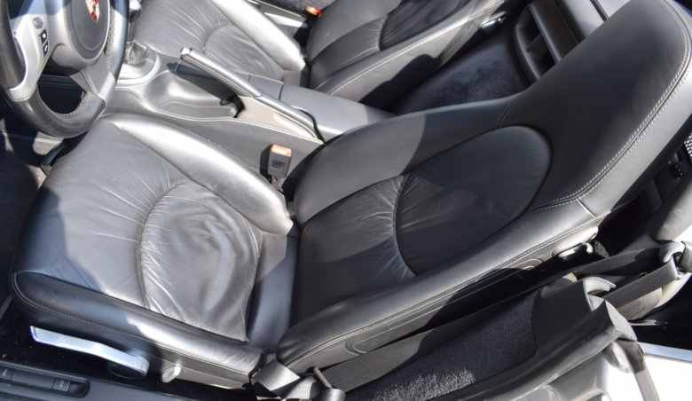 Porsche BOXSTER S Cabrio