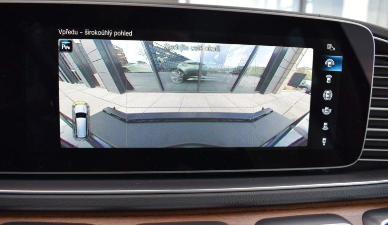 Mercedes Benz GLS 400d/Keyless/4matic/nový model