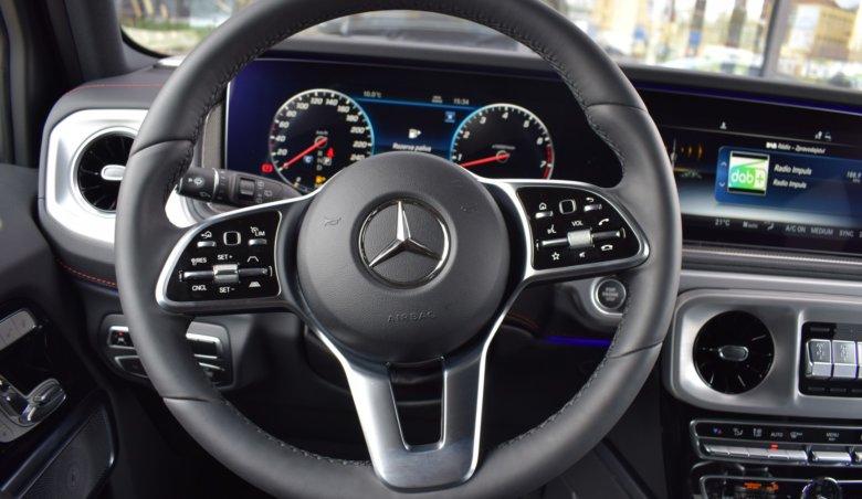 Mercedes-Benz G 500/AMG/V8