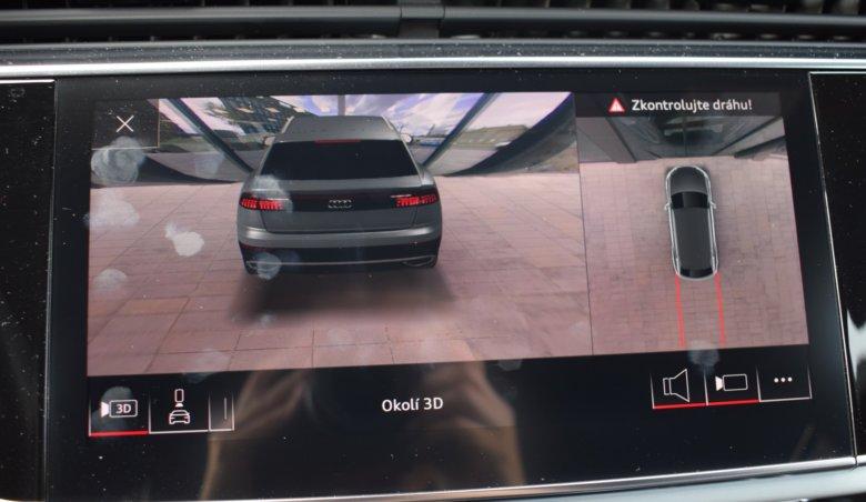 Audi Q8 50 TDI/Keyless/Quattro/S-line