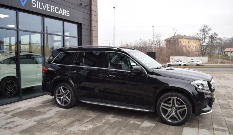 Mercedes – Benz GLS 350d/Keyless/AMG/Panorama/tažné