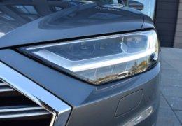 Audi A8 šedá DSC_0576