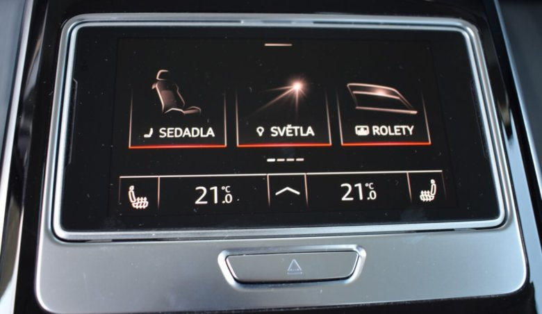 Audi A8 50TDI exclusive/Keyless/Odvětrávané sedačky/Masáž