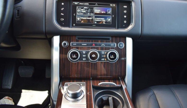 Land Rover Range Rover Vogue 3.0 TDI