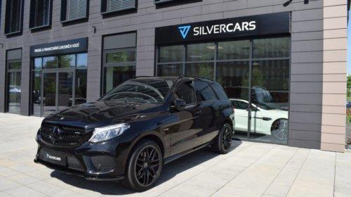 Mercedes-Benz GLE 43AMG/Distronic/Tažné