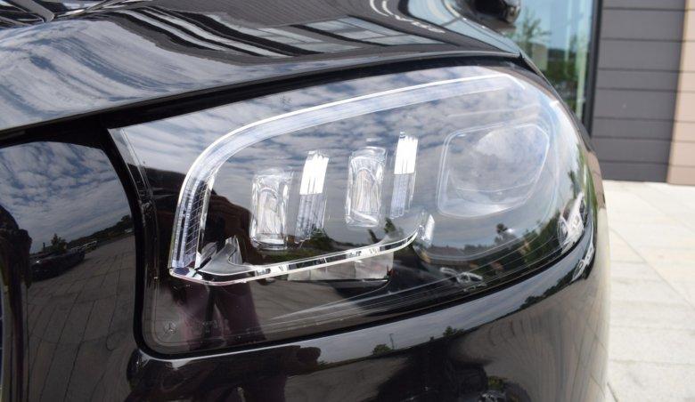 Mercedes Benz GLS 580/Keyless/4matic/Burmester/tažné