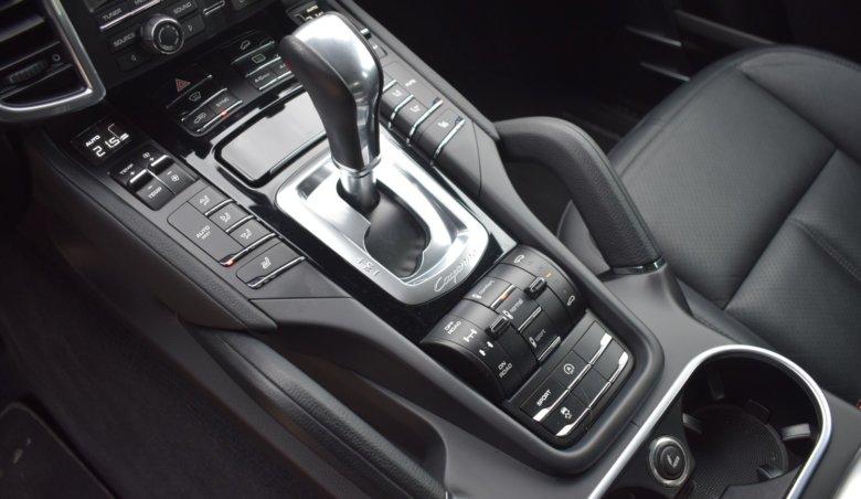 Porsche Cayenne/diesel/Platinum Edice/Pneumatický podvozek