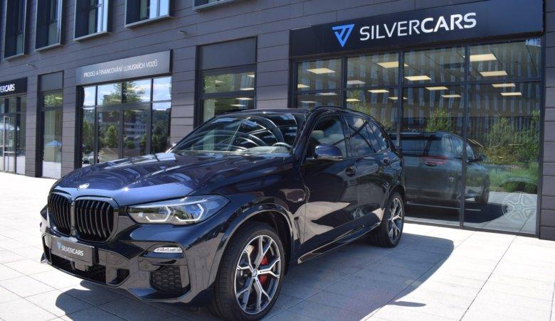 BMW X5 M50i/Head-Up