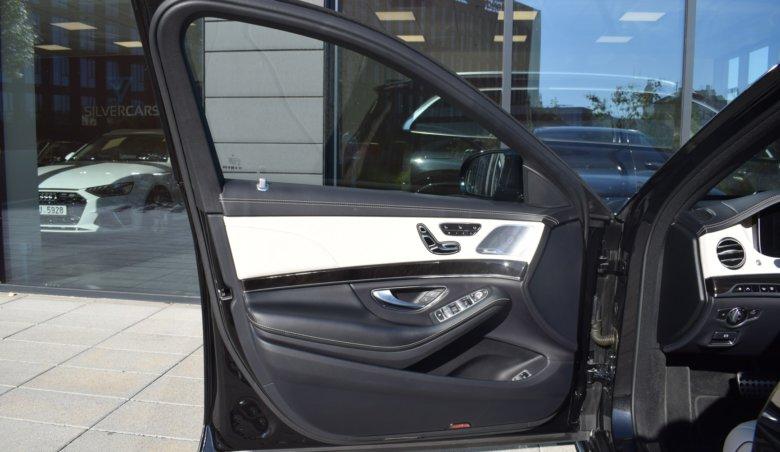 Mercedes-Benz S 400d Long/Keyless/Softclose/Pano/4matic