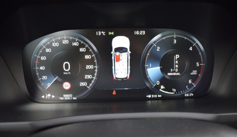 Volvo XC 90/D5/Inscription/masáže