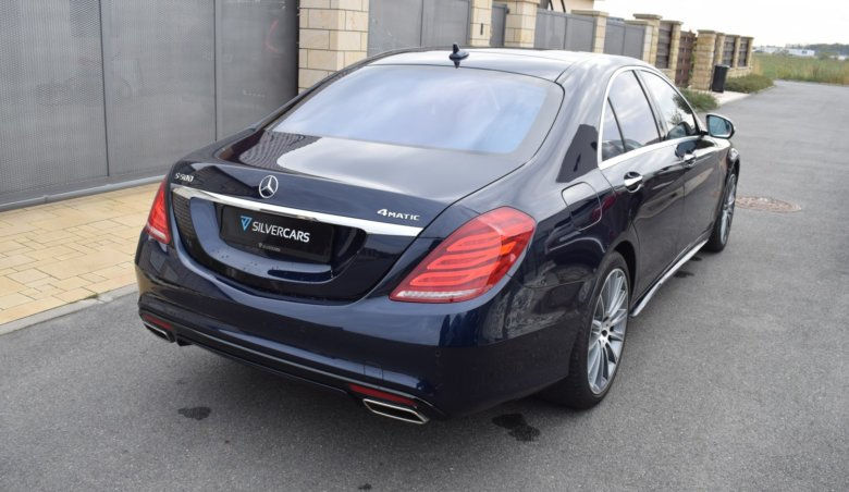 Mercedes Benz S500 4-Matic/AMG/FULL