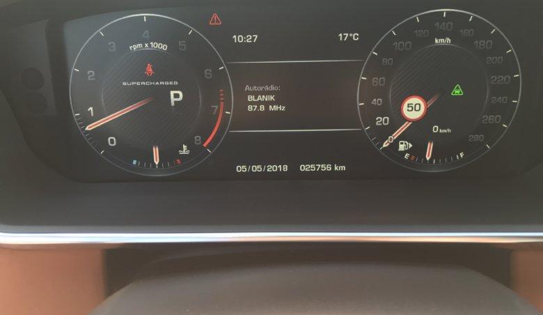 Range Rover SC 5.0 Autobiography/PANORAMA/ZÁBAVNÍ SYSTÉM VZADU