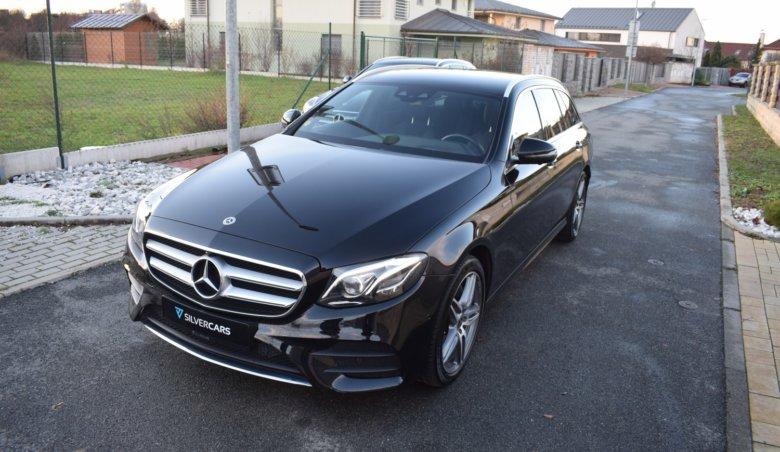 Mercedes Benz E220d Kombi/AMG/Head-up
