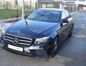 Mercedes Benz E350d sedan/AMG/Distronic/Head-up/Kůže