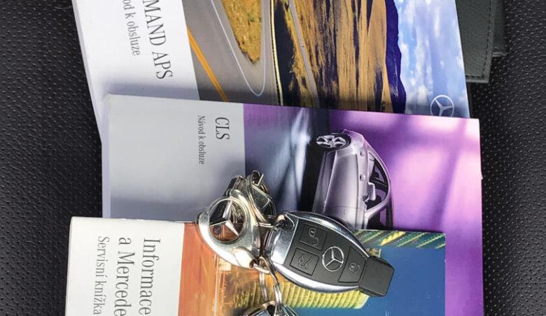 Mercedes Benz CLS 350d AMG/KeyLess/Vzduch/