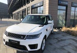 Range Rover Sport NEW model