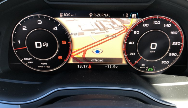 Audi Q7 50 TDi/2x S-Line/KeyLessGo/ACC/Vzduchový podvozek