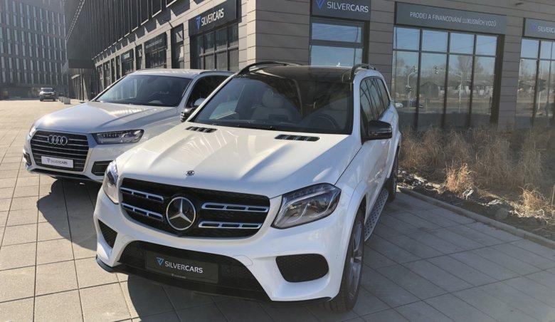 Mercedes Benz GLS 350 AMG/Distronic/360kamery/Panorama