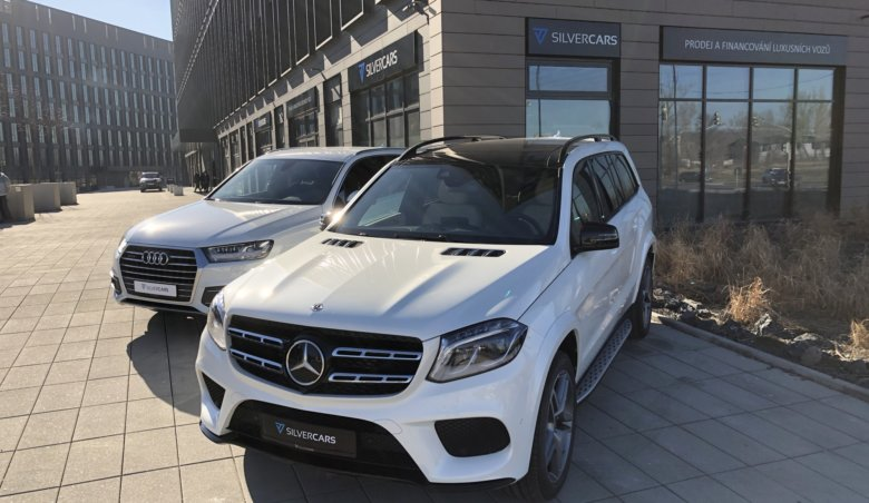 Mercedes Benz GLS 350 AMG/Distronic/360kamery/Panorama