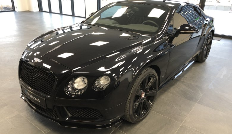 Bentley Continental GT V8 S/CONCOURS SERIES/Kamera/ACC/TV/Masage