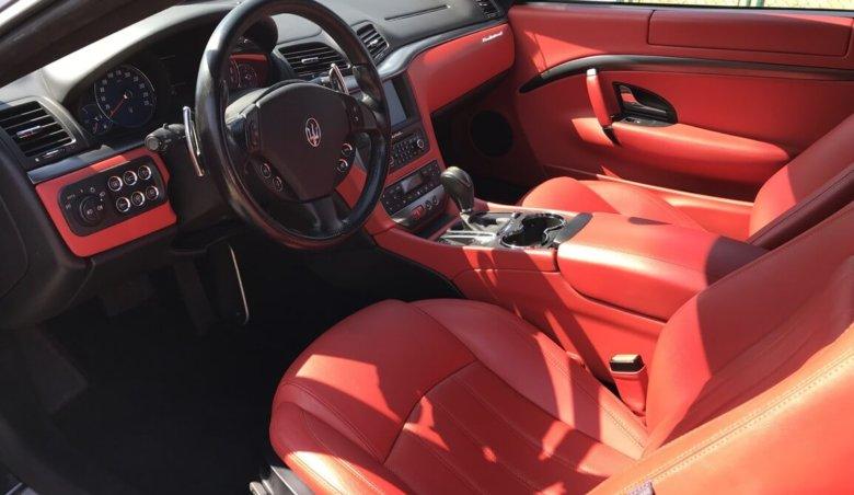 Maserati Granturismo 4.7