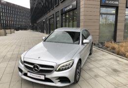 Mercedes Benz C220CDI Kombi AMG facelift
