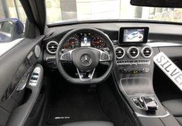 Mercedes Benz C220CDI Kombi AMG-034
