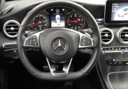 Mercedes Benz C220CDI Kombi AMG-035