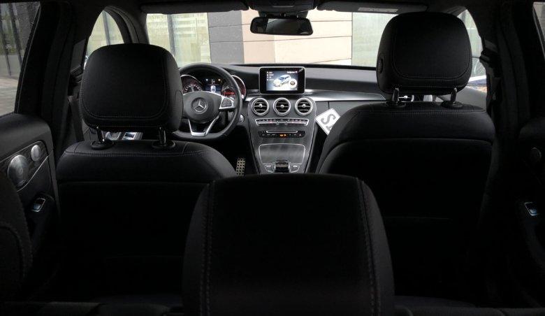 Mercedes Benz C22Od/AMG/BURMESTER/Tažné zařízení