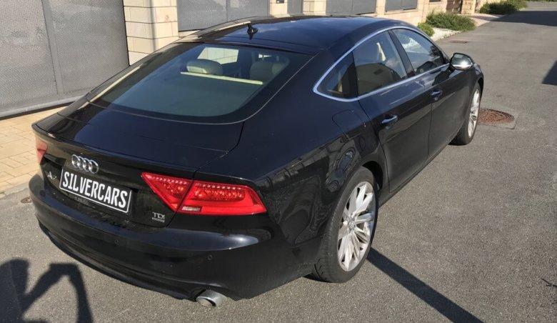 Audi A7 3.0 TDi/KeyLess/Masáže/Větraná sedadla