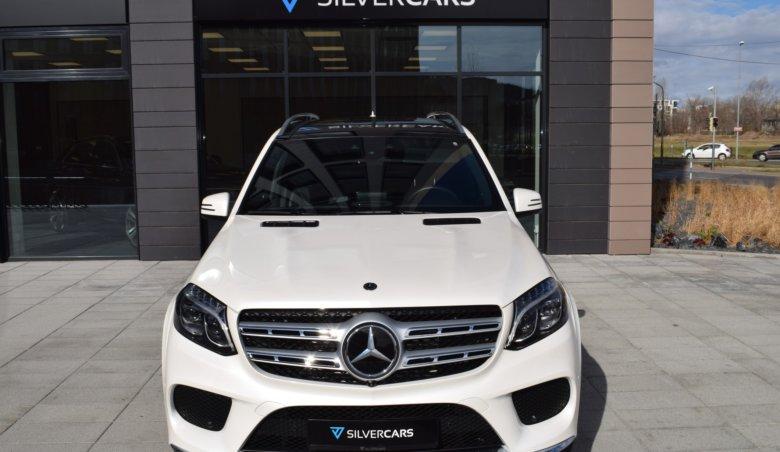 Mercedes-Benz GLS 350d/ KeyLessGo/AMG/Airmatic/ 360/ Tažné/ Nezávisslé topení