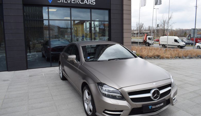 Mercedes-Benz CLS 350d/ AMG/ Designo/ Distronic/ Airmatic