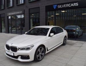 BMW 740 Xd/ HeadUp/ 360/ Harman/Kardon/ TOP výbava