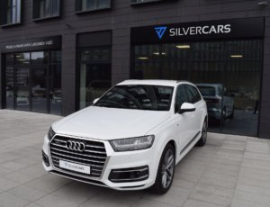 Audi Q7 50 Tdi 210kW/ New model/ 2xS-Line/ KeyLessGo/ SoftClose/ ACC/ BOSE