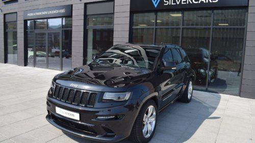 Jeep Grand Cherokee SRT 6,4 V8/ 500 PS/ Adaptivní temp.