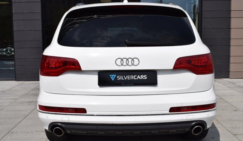 Audi Q7 3.0 TDi/2x S-Line/ Keyless/Vzduc