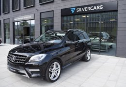 Mercedes-Benz ML350 d 4Matic