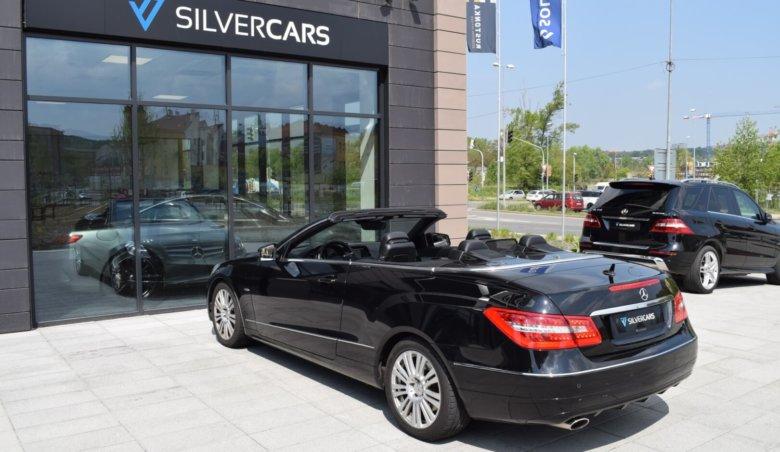 Mercedes-Benz E 220d / Cabriolet