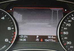 Audi A6 Avant BiTurbo noční vidění