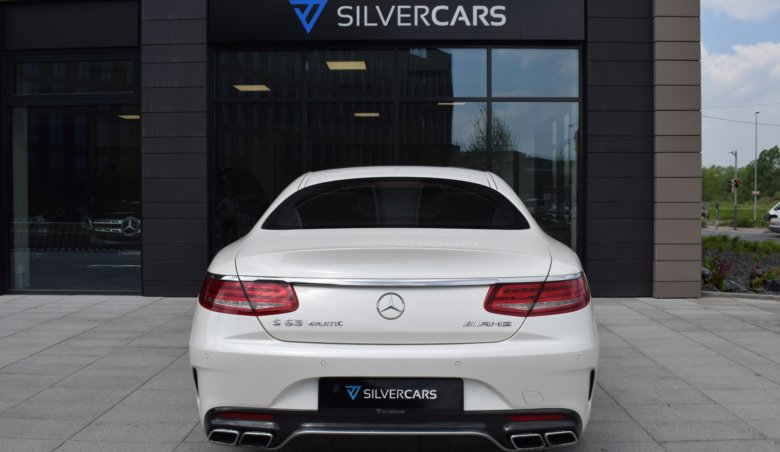 MERCEDES BENZ S63 AMG 4M / EDITION 1/ CARBON/ SWAROVSKI
