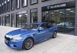 BMW M5 Akrapovič